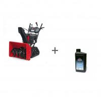 Снегоуборочная машина MTD OPTIMA ME 66 T + масло в подарок!