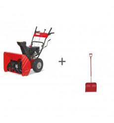 Снегоуборочная машина <span>MTD ME 61 + Набор лопата SN-M42 и ручка ZM-AD120 в подарок!</span>