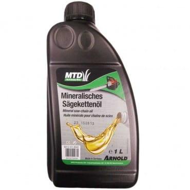 Масло для цепи минеральное MTD 1л