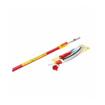 Пила профессиональная для сучков с телескопической ручкой WOLF-Garten RE-PM/ZM-V4