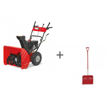 Снегоуборочная машина MTD ME 61 + Набор лопата SN-M42 и ручка ZM-AD120 в подарок!