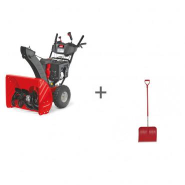 Снегоуборочная машина MTD OPTIMA ME 66 + Набор лопата SN-M42 и ручка ZM-AD120 в подарок!