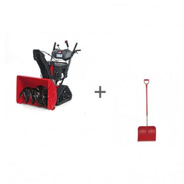 Снегоуборочная машина MTD OPTIMA ME 66 T + Набор лопата SN-M42 и ручка ZM-AD120 в подарок!