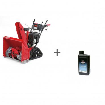 Снегоуборочная машина WOLF-Garten EXPERT 76130 HDT + масло в подарок!