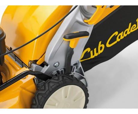 Газонокосилка бензиновая несамоходная Cub Cadet CC 42 PB