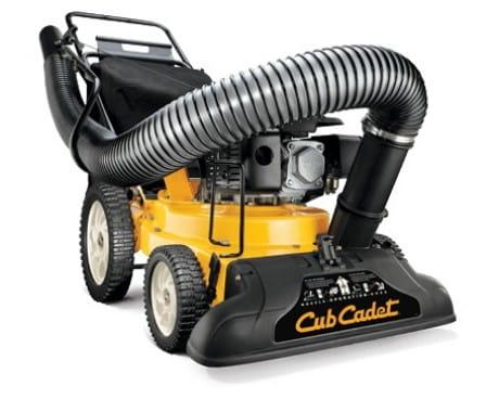 Воздуходувка (садовый пылесос) бензиновая Cub Cadet CSV 070