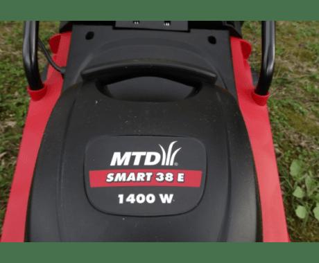 Газонокосилка электрическая MTD SMART 38 E