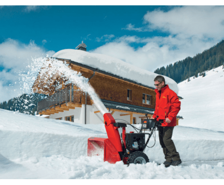 Снегоуборочная машина WOLF-Garten EXPERT 7190