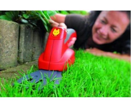 Ножницы аккумуляторные для газона и живой изгороди набор 3-в-1 WOLF-Garten Finesse Set