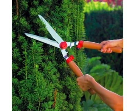 Ножницы WOLF-Garten HS-W с волнообразными лезвиями