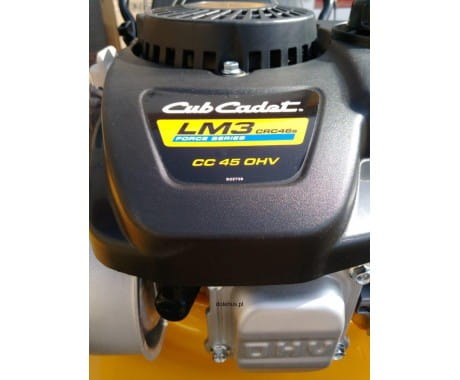 Газонокосилка бензиновая самоходная Cub Cadet LM3 CRC46S