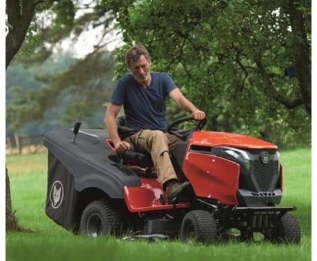 Садовый трактор WOLF-Garten ALPHA 106.185