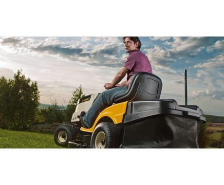 Садовый трактор Cub Cadet CC 714 TE