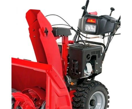 Снегоуборочная машина WOLF-Garten EXPERT 76130 HD