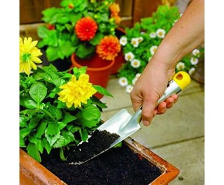 Совок цветочный 8см WOLF-Garten LU-Z