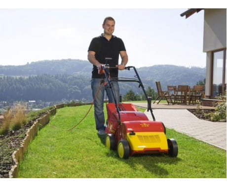 Вертикуттер (аэратор) электрический WOLF-Garten UV 32 EV
