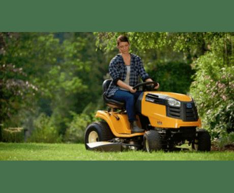 Садовый трактор Cub Cadet LT2 OS107 (SPECIAL)