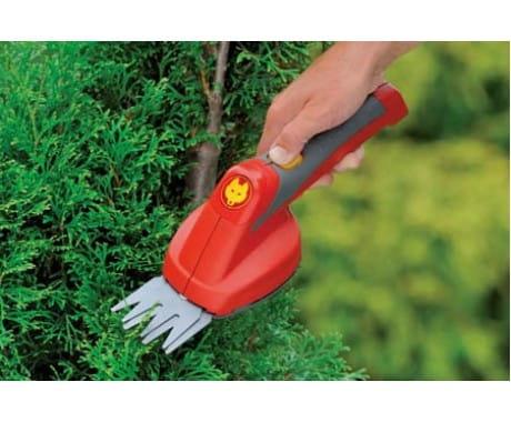Ножницы аккумуляторные газонные WOLF-Garten Finesse 50 R