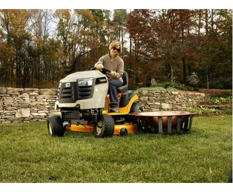 Садовый трактор Cub Cadet CC 714 HF