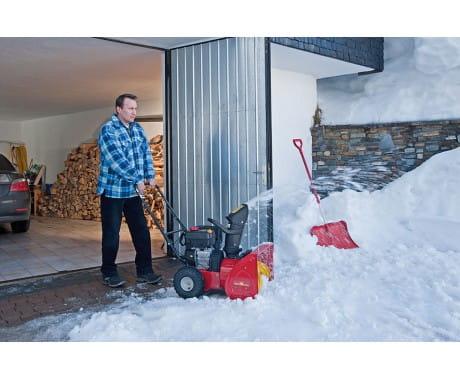 Снегоуборочная машина WOLF-Garten Select SF 56