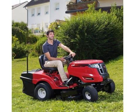 Cадовый трактор MTD Smart RE 130 H