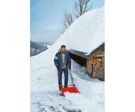 Скребок для снега пластиковый WOLF-Garten SB-K