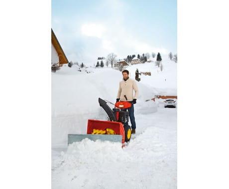 Снегоуборочная машина WOLF-Garten Ambition SF 76 E