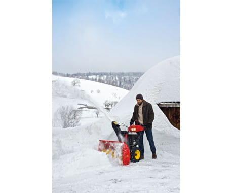 Снегоуборочная машина WOLF-Garten Ambition SF 76 E + масло в подарок!