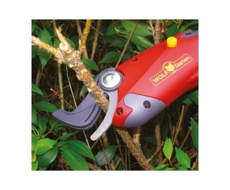 Ножницы аккумуляторные WOLF-Garten Li-Ion Power RR 3000