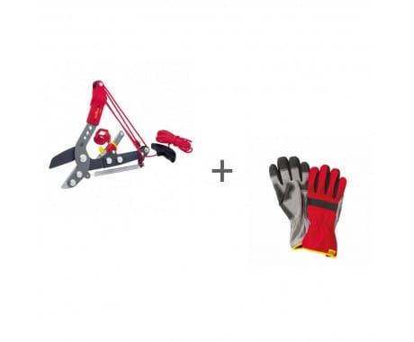 RC-VM + Перчатки WG GH-S 10 7200000, 7760009 в фирменном магазине WOLF-Garten