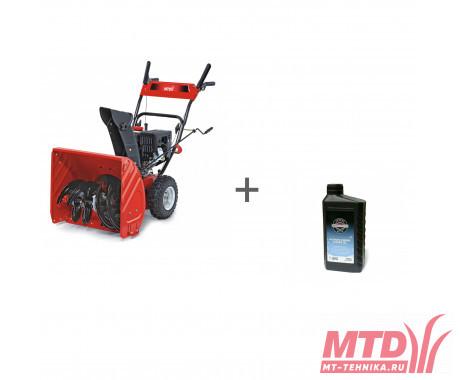 M 61, 5W30 SL/CF 1л 31A-62C2678, 100007W в фирменном магазине MTD