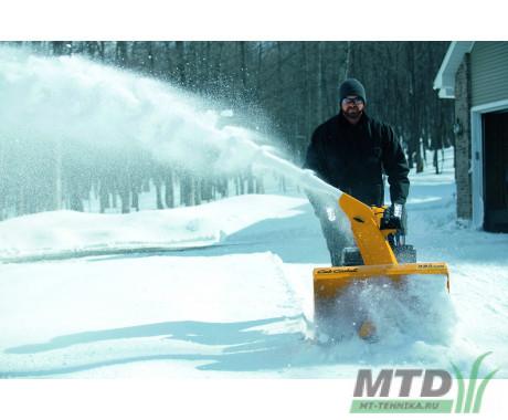 Снегоуборочная машина Cub Cadet XS3 71 SWE