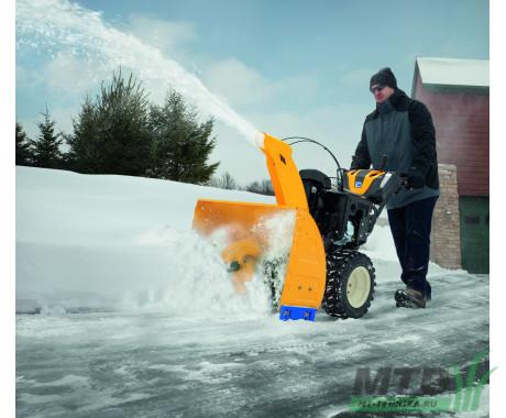 Снегоуборочная машина Cub Cadet XS3 76 SWE + масло в подарок!