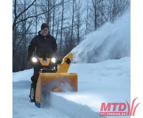 Снегоуборочная машина Cub Cadet 530 HD SWE